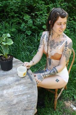 Amy Bra in Goldenrod