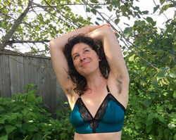 Amy Bra in Teal