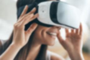 Dispositif de réalité virtuelle