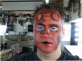 Days of Stage Make Up Class