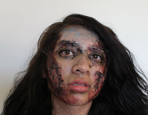 Untitled Zombie Make Up