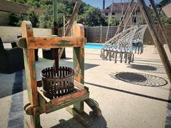 chambres d'hôtes au endangeoir couvignon piscine terrasse