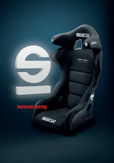 SPARCO ADV SCX-H SEAT