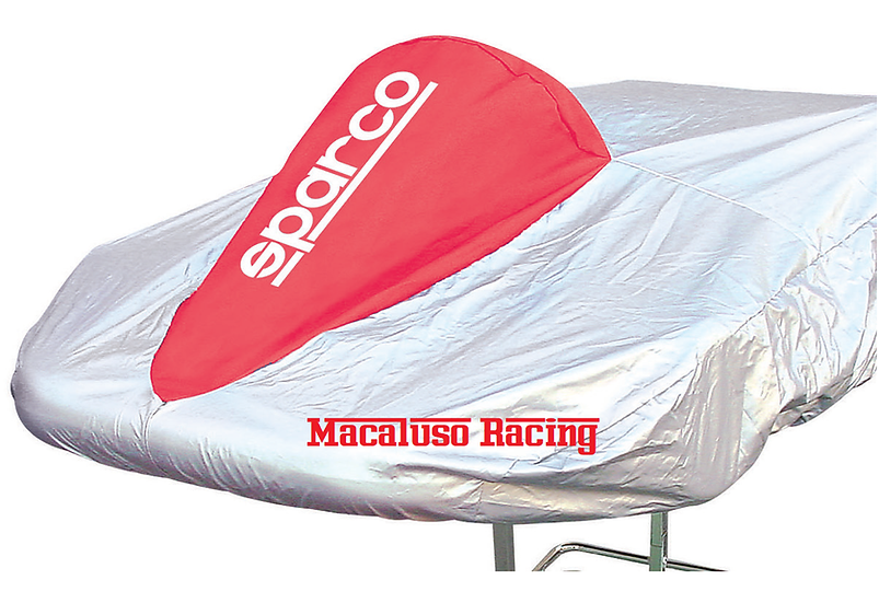 SPARCO COVER KART COVER
