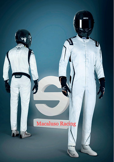 SPARCO SUIT FIRST