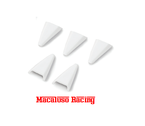 SPARCO WHITE SIDE VENTS