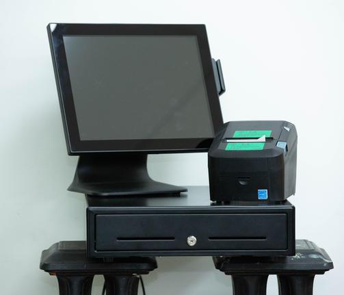 GTA TOUCH - 15-inch Screen EPOS Terminal
