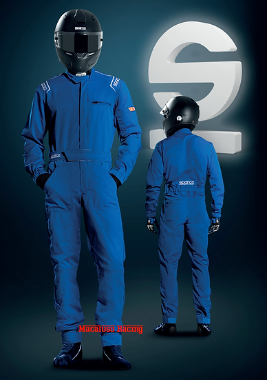 TUTA SPARCO MS-3