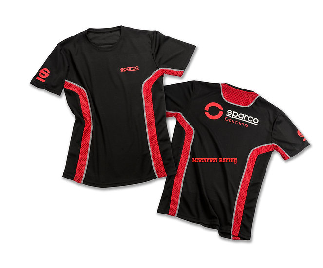 SPARCO GAMING GT VENT T-SHIRT