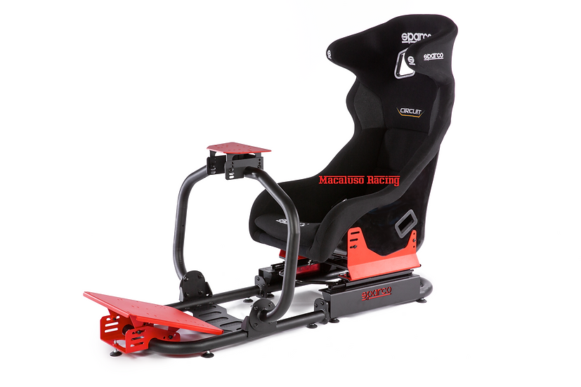 SIM RACING EVOLVE-C SPARCO