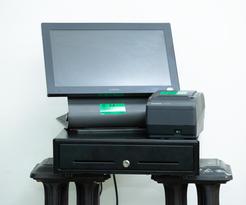 CASIO VR 7000 - 15.6 inch Screen EPOS Terminal