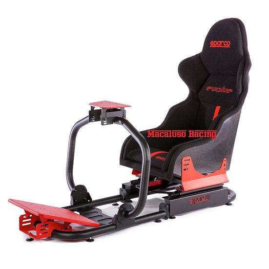 SIM RACING EVOLVE CARBON