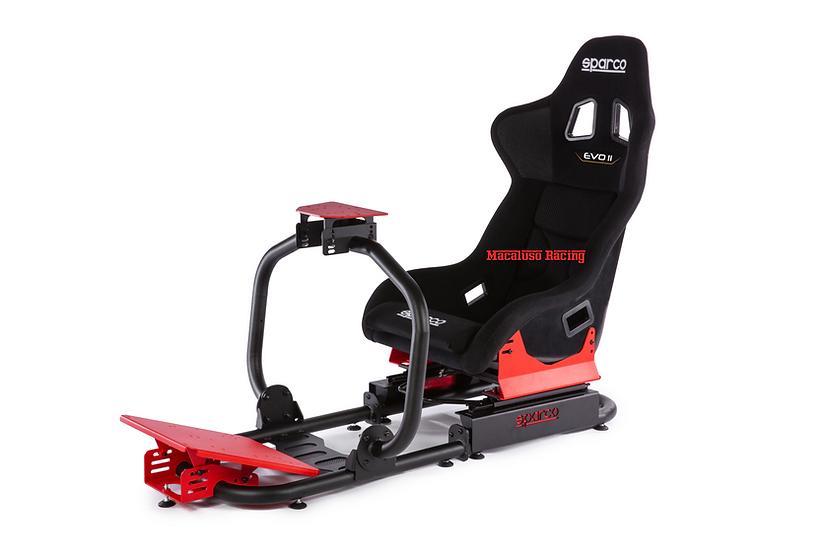 SIM RACING EVOLVE-EVO SPARCO