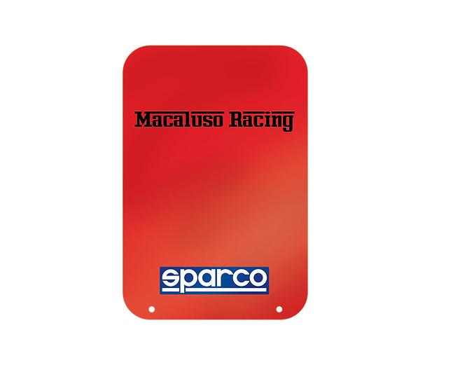 SPARCO SPLASH GUARD