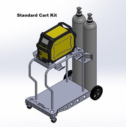 ESAB Rebel 205/215 Welding Cart
