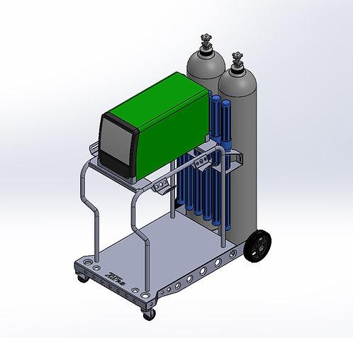 Everlast PowerMTS Cart