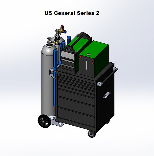 Tool Box Welding Cart Kit
