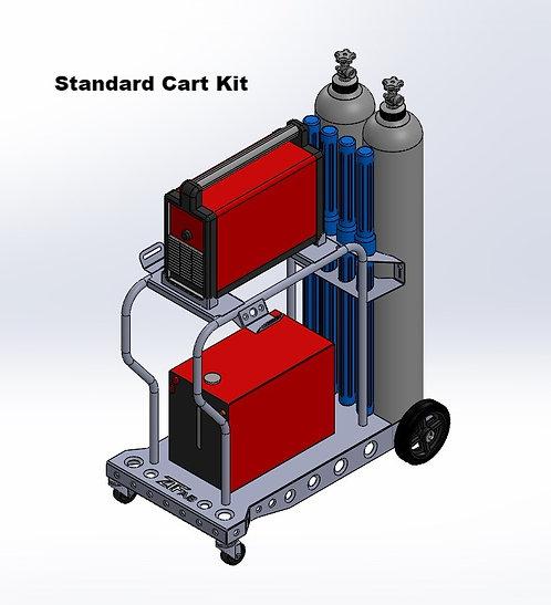 HTP Invertig 221 Welding Cart
