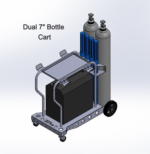 Primeweld TIG225X Welding Cart Kit