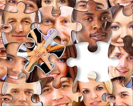 abstract puzzle background with one piece missing.jpg