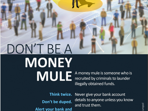 FBI Warns Love Fraud Victims Often Made Into Mules