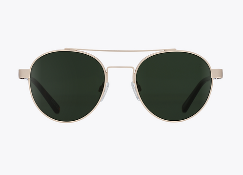 Spy Sunglasses Deco Matte Gold/Dark Tort