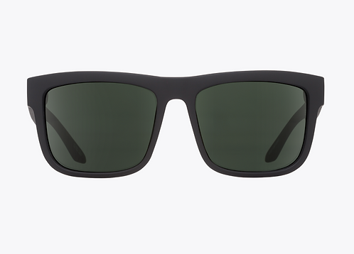Spy Sunglasses Discord Soft Matte Black