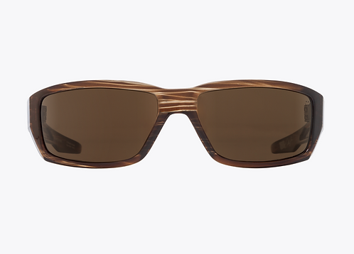 Spy Sunglasses Dirty Mo Brown Stripe Tort