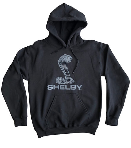 Shelby Super Snake Black Hoody