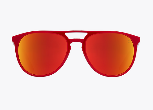 Spy Sunglasses Syndicate Red / Black