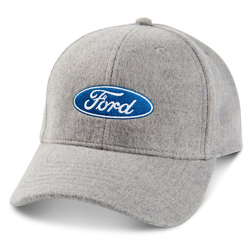 Ford Motor Company - Ford Vintage Wool Blend Cap