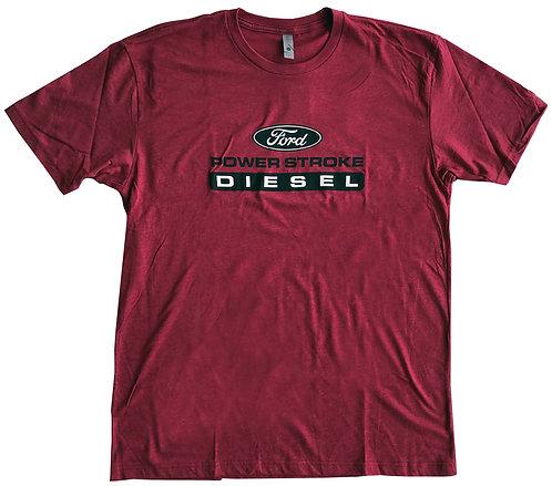 Ford Motor Co. Ford Power Stroke Diesel T-shirt