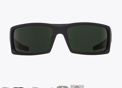 Spy Sunglasses General Soft Matte Black