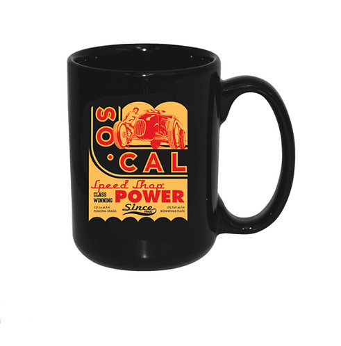 So-Cal Speed Power Mug