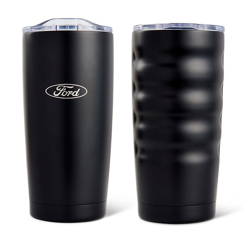 Ford Motor Company Perfect Temp Grip Tumbler