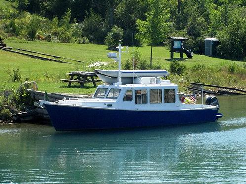 2013 Eco-Trawler 33
