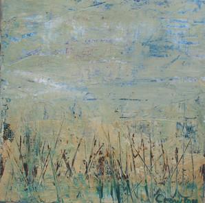Abstract Landscape Cold Wax Medium