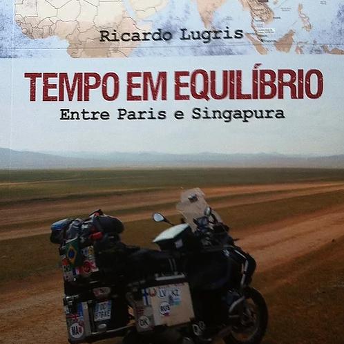 TEMPO EM EQUILÍBRIO - Entre Paris e Singapura
