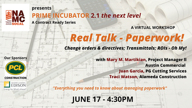 _PRIME INCUBATOR  2.1 - Real Talk Paperw