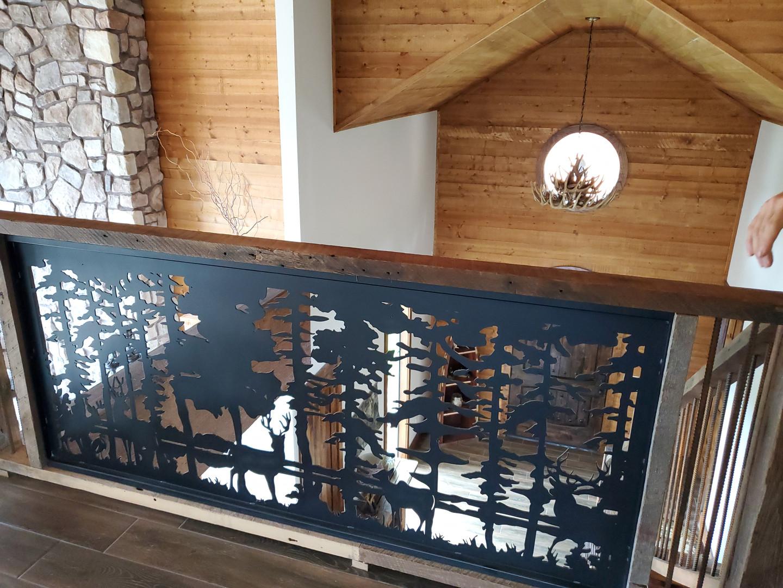 Andrews Chapel: Art Installations