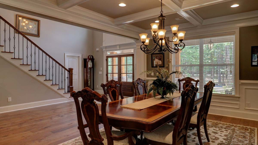 The Ashley: Dining Room
