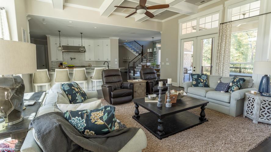 Kellytown: Cozy Living Space