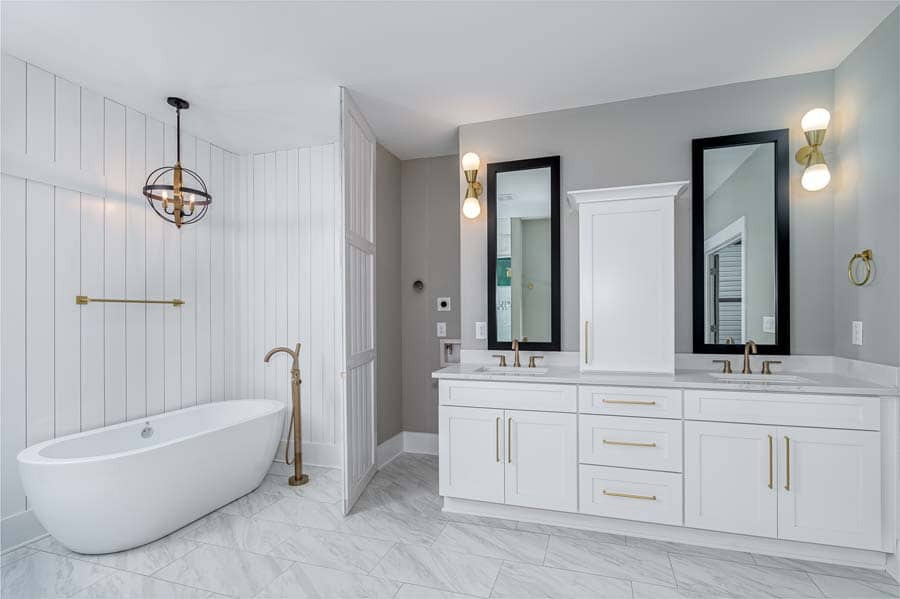 Charline Avenue | Spa Master Bath