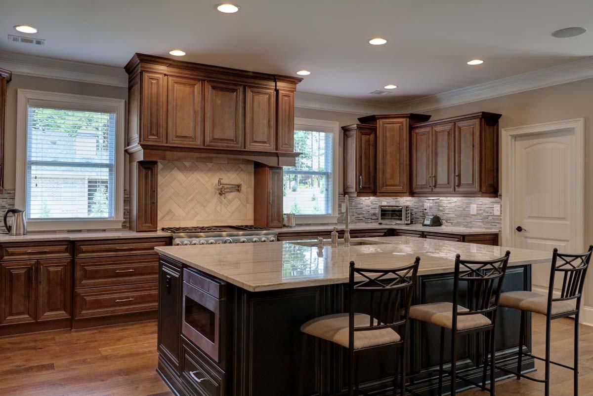 The Ashley: Kitchen