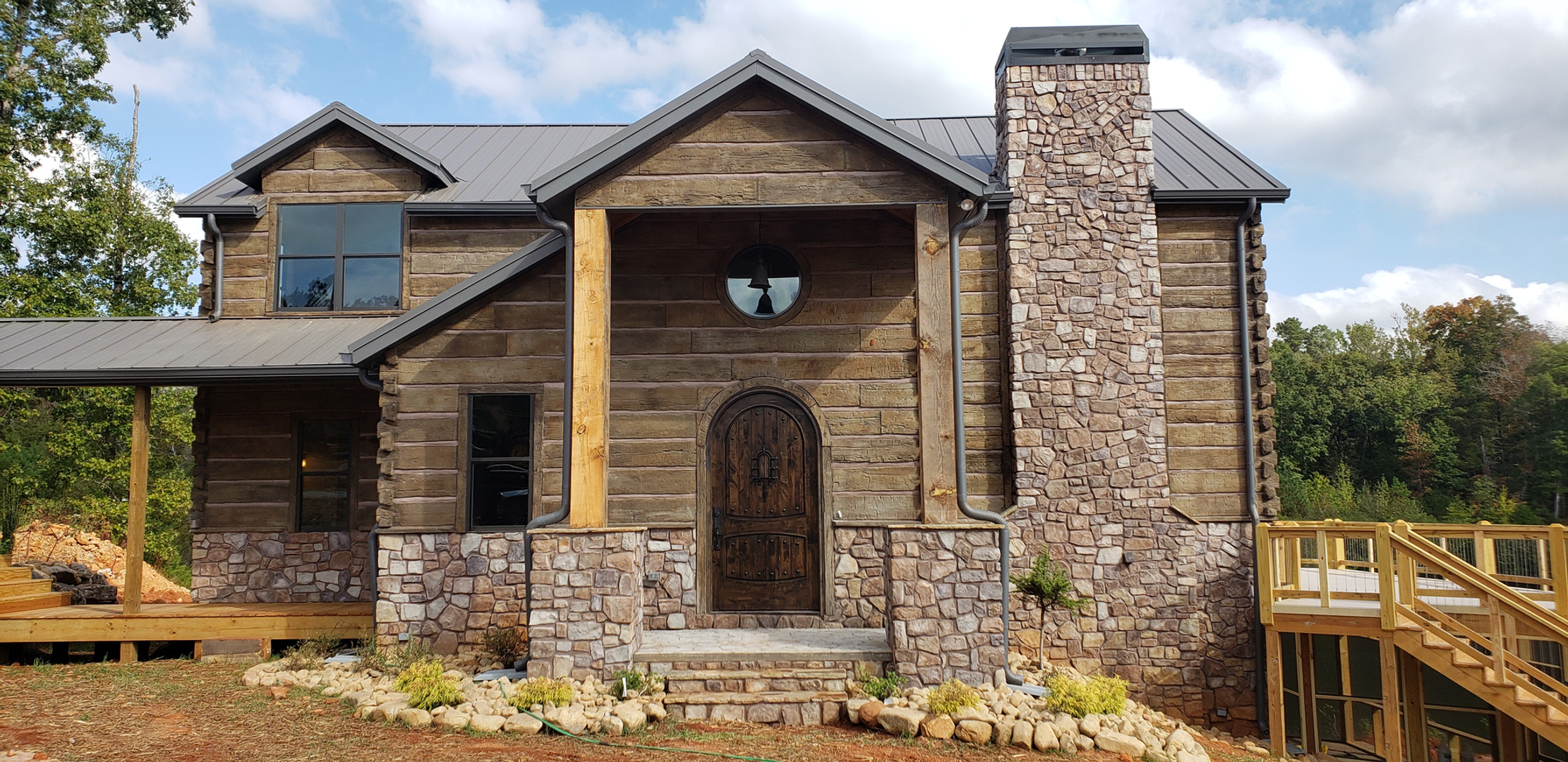 Andrews Chapel: Live Off Grid