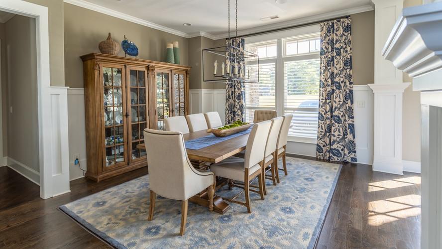 Kellytown: Beautiful Dining Room