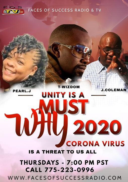 Unity Is A Must