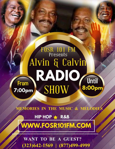 Alvin & Calvin Radio Show