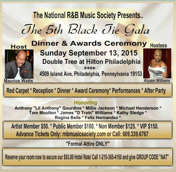 NATIONAL R&B MUSIC SOCIETY