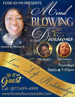 Mind Blowing Decisions Radio Talk show